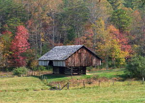beautiful barns